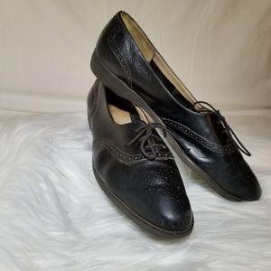 Salvatore Ferragamo Womens Black Size 10 Shoes